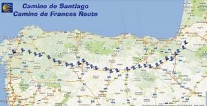 Camino de Santiago - Camino de Frances 02